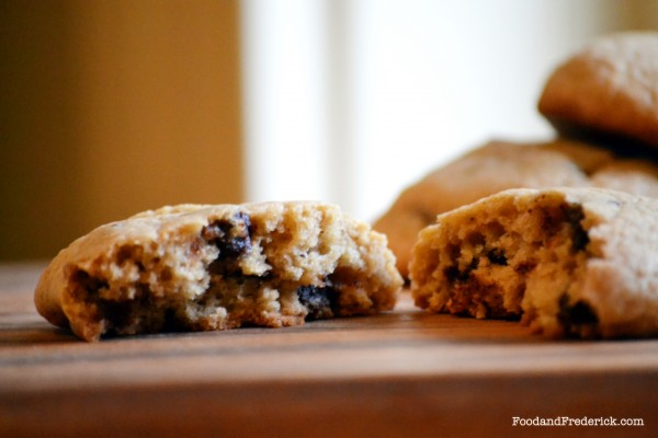 Banana Butter Chocolate Chip Cookies | McCutcheon's Blog