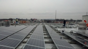 McCutcheon's Goes Solar