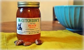 Peach Praline MonkeyBread